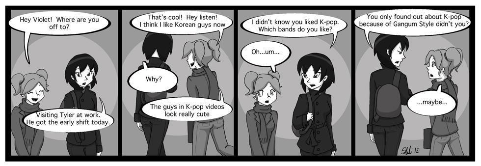 Korean Guys