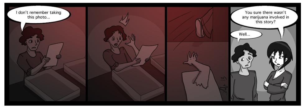 The Dark Room Stories 1