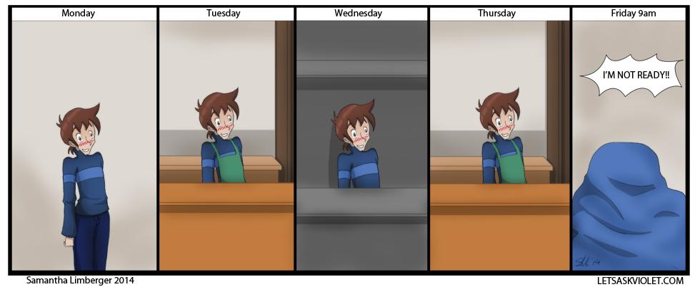 Tyler's Week