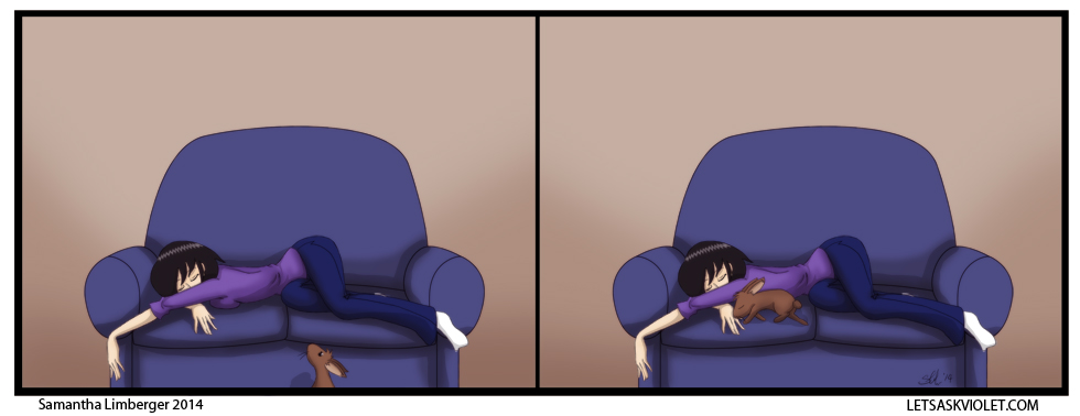 Lazy Nap