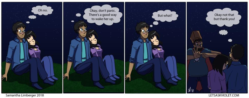 Wake Her Up