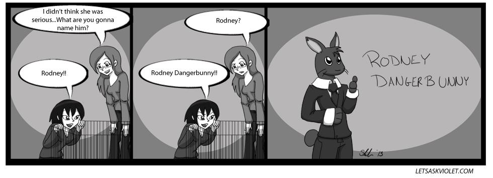 Rodney Dangerbunny