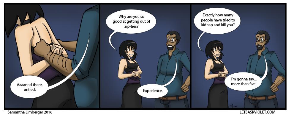 Sexy Adventures Part 23