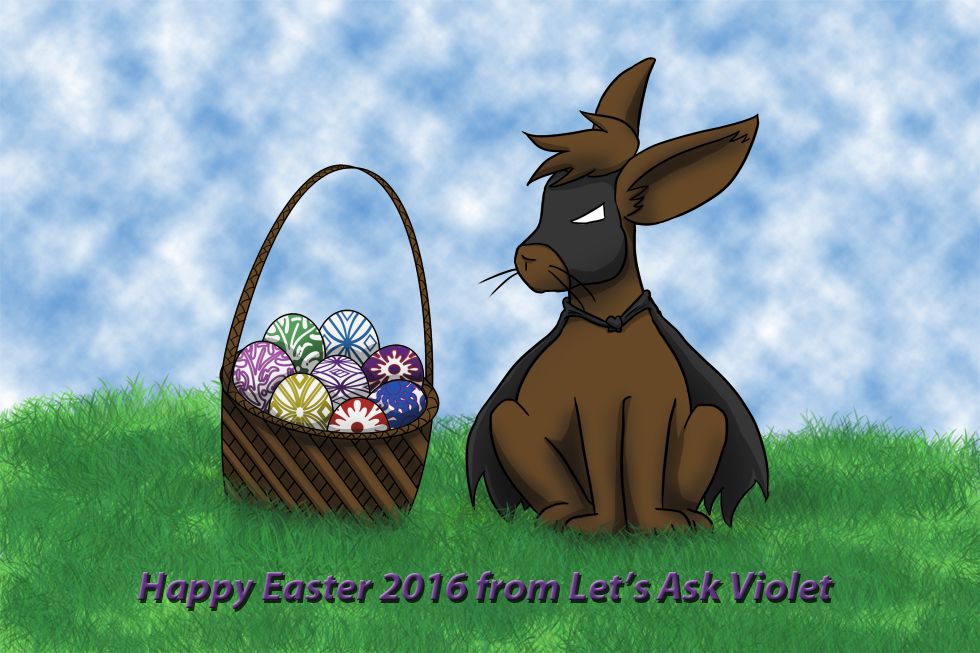 Happy Easter 2016!