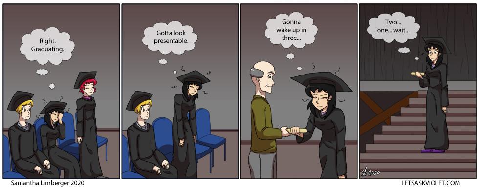 Graduated